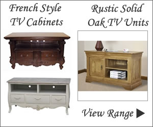 French Style Media Units