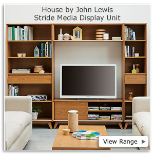 House by John Lewis Media Units