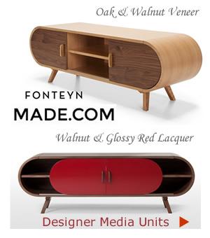 retro designer media units oak walnut curved tv cabinetscorner tv unit wooden glass tv stands. Black Bedroom Furniture Sets. Home Design Ideas