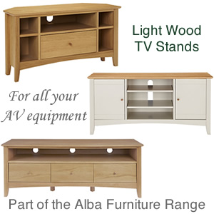John Lewis & Partners Light Wood TV Stands & Media Units