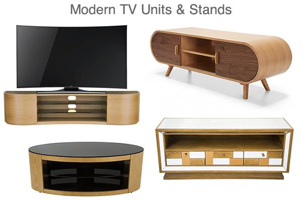Modern TV Stands Retro Contemporary Designer Media Units